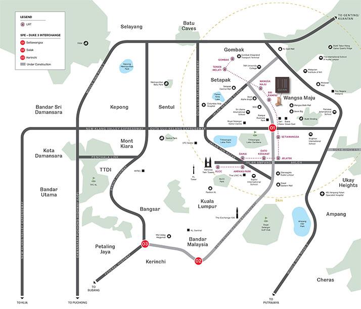 Quinn Map 714-611